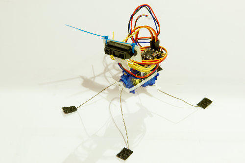 Insect Bot Workshop Sat June 28, 2014