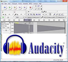 Audacity Sound Editing – July 16, 2015 (** Gordy Hall 015)